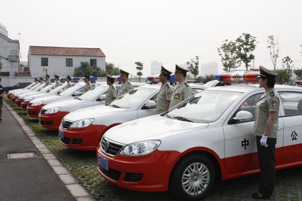 行政执法车辆管理监控解决方案